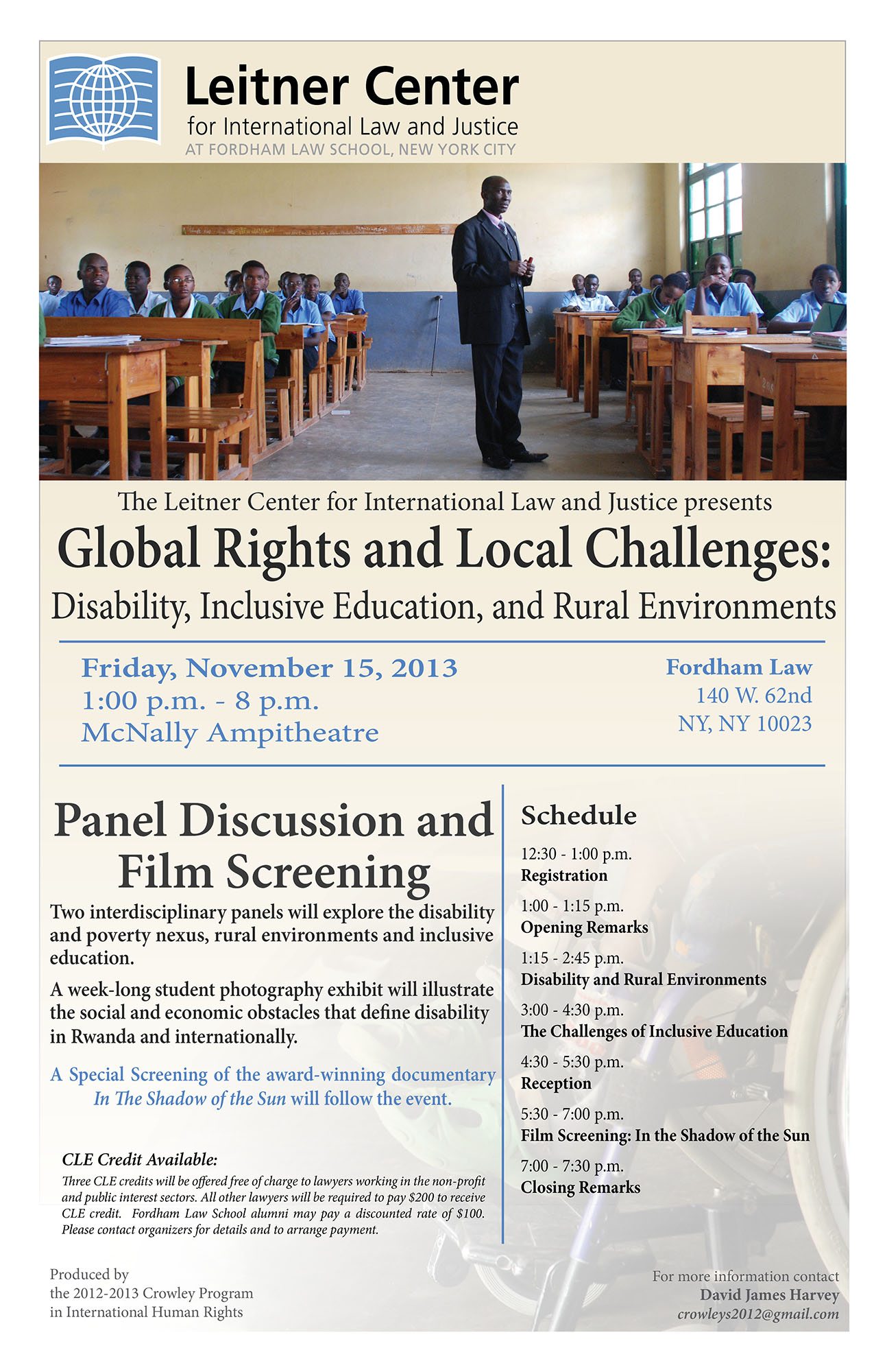 global rights and local challenges: disability, inclusive education and rural environments
