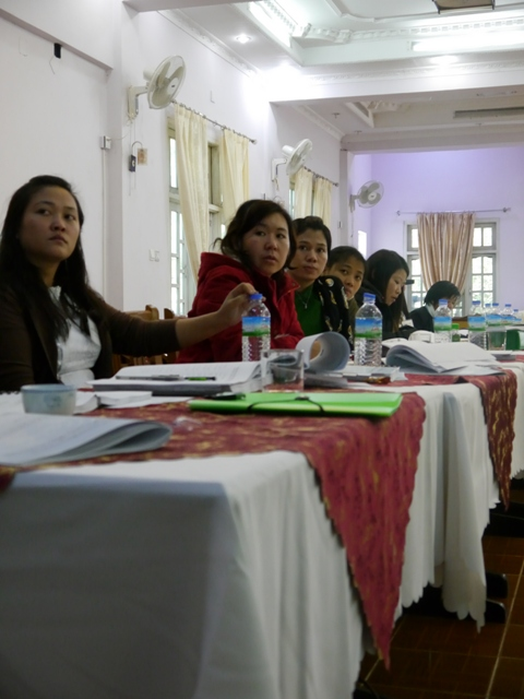 ALJ Program in Burma