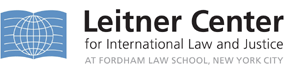 Leitner center, Fordham University School of Law